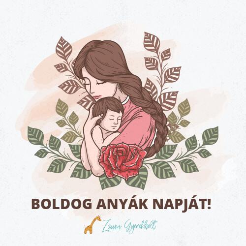 Boldog anyák napját kívánunk - csodálatosak vagytok!